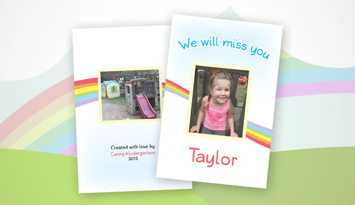 Leavers' Cards